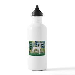 Bridge & Whippet Water Bottle