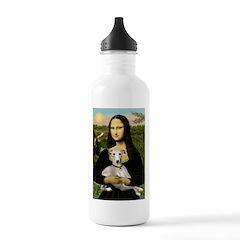 Mona & Whippet Water Bottle