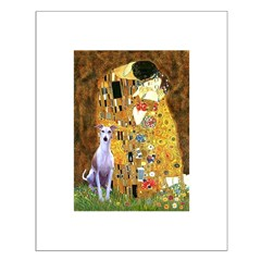 Kiss & Whippet Posters