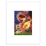 Mandolin Angel / Yorkie (17) Small Poster