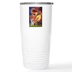 Angel 3 - Yorkshire Terrier Travel Mug