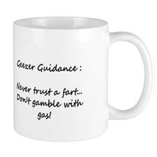 Small Geezer Guidance Mug #4
