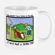 Timmy in the well Mug