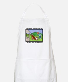 Timmy in the well Apron
