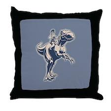 Palintology Throw Pillow