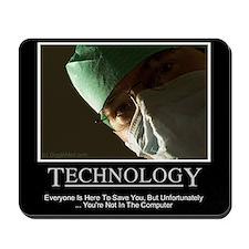 EMR Technology Mousepad