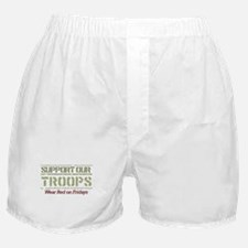 Military spouse Boxer Shorts