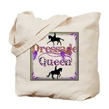 Dressage Queen Wild Collection Tote Bag