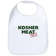 Jewish - Kosher Meat! - Bib