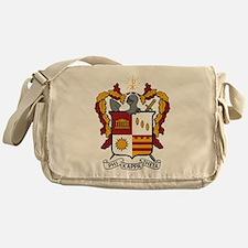 Phi Kappa Theta Crest Messenger Bag