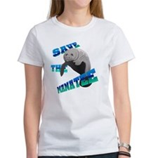 Save the Manatee Tee