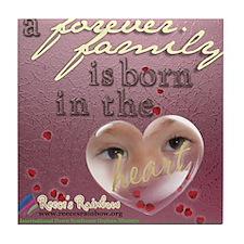 Valentine's Day 2011 Tile Coaster