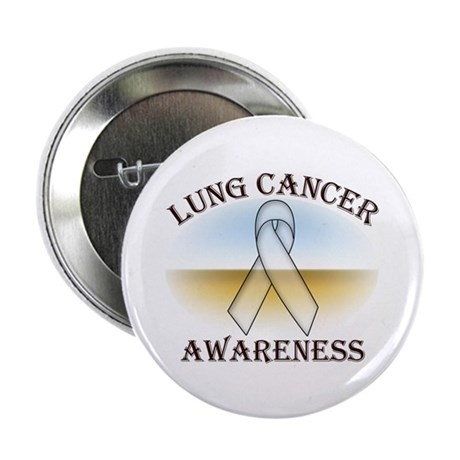"Lung Cancer 2.25"" Button (100 pack)"
