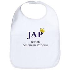 Jewish American Princess - JAP - Bib