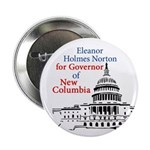 Holmes Norton for Governor of New Columbia