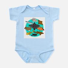 Fish Infant Bodysuit
