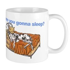 CH Where you gonna sleep Mug