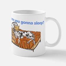 CH Where you gonna sleep Mug