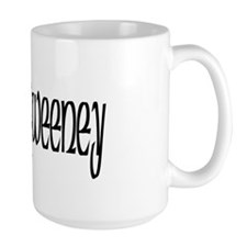 Sweeney Celtic Dragon Mug