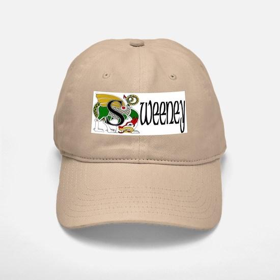 Sweeney Celtic Dragon Baseball Baseball Baseball Cap