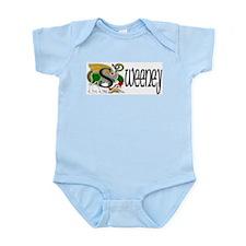 Sweeney Celtic Dragon Infant Creeper