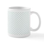 Dots a Geranium mug
