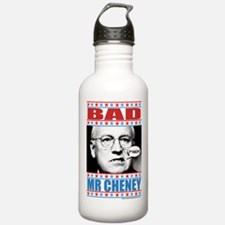 Bad Mr Cheney Water Bottle