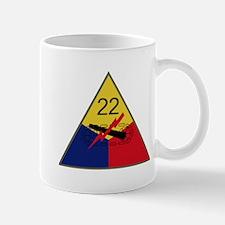 22nd AD Mug