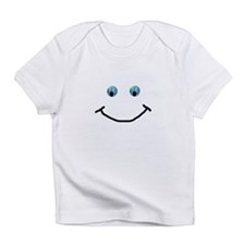 Happy Smiley Earth Infant T-Shirt
