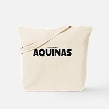 Thomas Aquinas Tote Bag