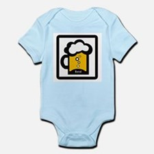 Bend Beer Infant Creeper