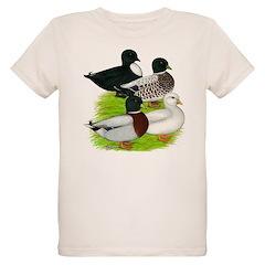 Call Duck Quartet T-Shirt