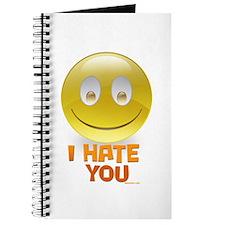 Unique Hate you Journal