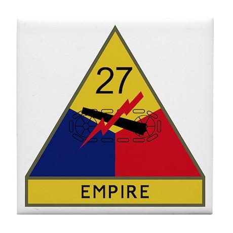 Empire Tile Coaster