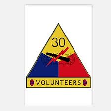 Volunteers Postcards (Package of 8)