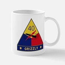 Grizzly Small Small Mug