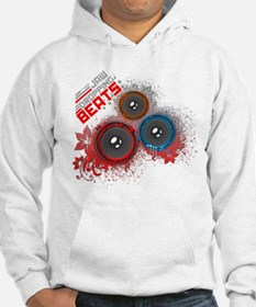 Jaw Dropping Beats Hoodie