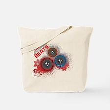 Jaw Dropping Beats Tote Bag