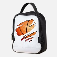 march madness Neoprene Lunch Bag