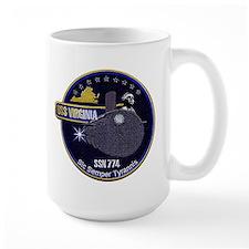 USS Virginia SSN 774 Mug
