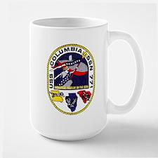 USS Columbia SSN 771 Mug