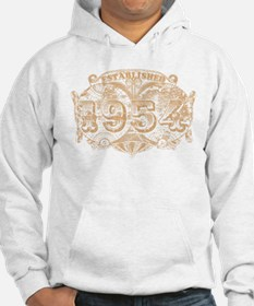 Established 1954 Hoodie