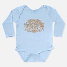 Established 1954 Long Sleeve Infant Bodysuit