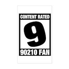 90210 Fan Decal