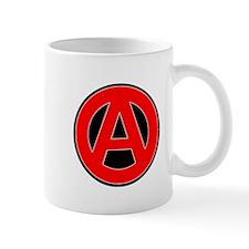 atheist: the scarlet letter Mug