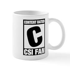 CSI Fan Mug