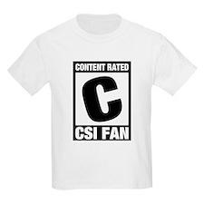 CSI Fan T-Shirt