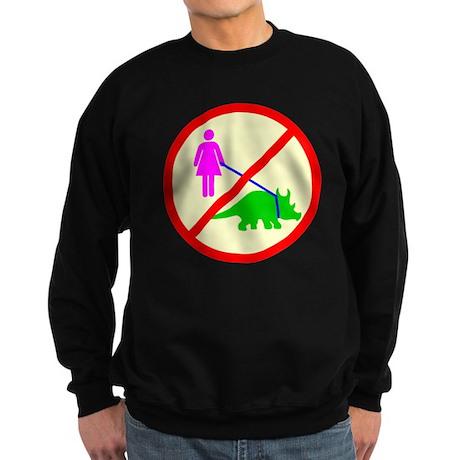 not walking with dinosaurs Sweatshirt (dark)