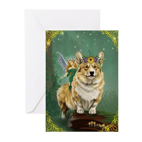 The Fairy Steed Greeting Cards (Pk of 10)