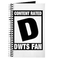 DWTS Fan Journal